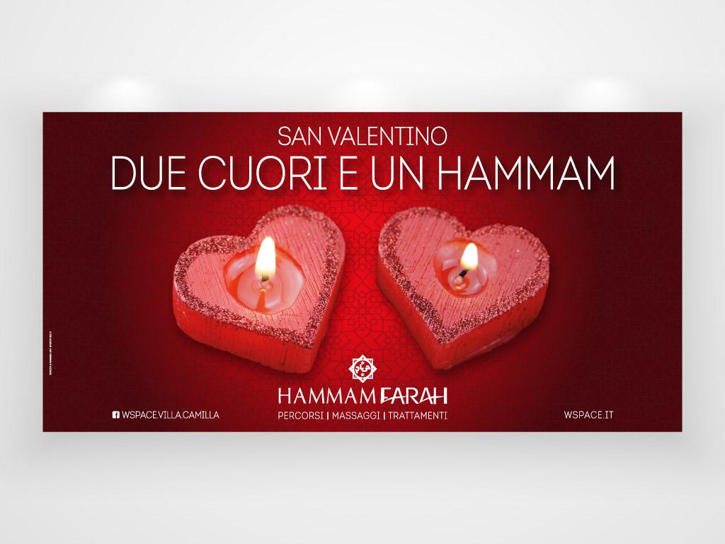 HAMMAM FARAH - san valentino