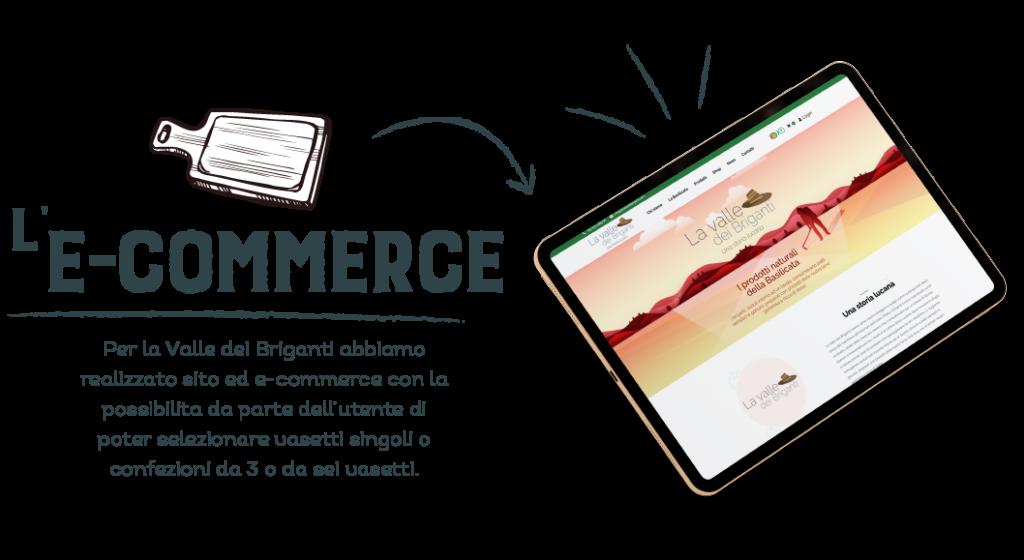effort studio e-commerce food