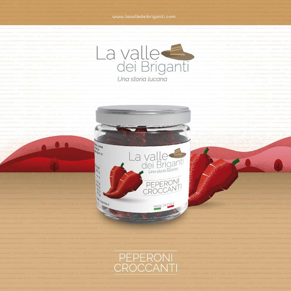 effort studio packaging illustrazione rendering la valle dei briganti