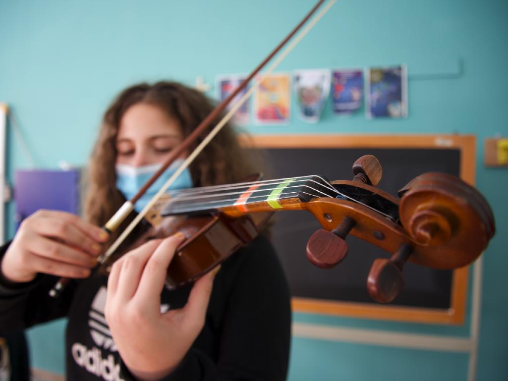 """scuola di musica Istituto Comprensivo """"De Amicis-Manzoni"""" di Massafra"""