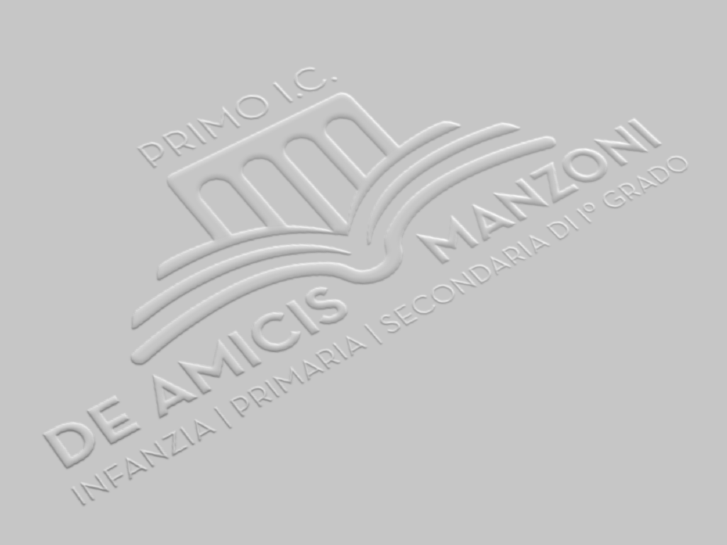 """Istituto Comprensivo """"De Amicis-Manzoni"""" di Massafra logo"""